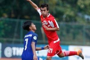 Thái Lan nhận cú sốc khó tin tại giải U16 châu Á