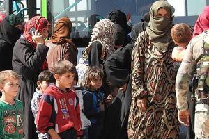 Chiến sự Syria: Tháo chạy khỏi ổ khủng bố Idlib