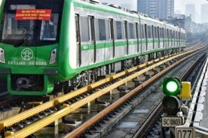 Dự kiến giá vé đi tàu điện Cát Linh - Hà Đông