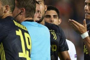 UEFA đưa phán quyết chính thức về thẻ đỏ của Ronaldo