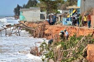 Tìm giải pháp chống sạt lở bờ biển (Kỳ 1)