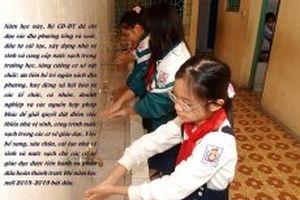 Bệnh tật 'gõ cửa' học sinh từ nhà vệ sinh bẩn