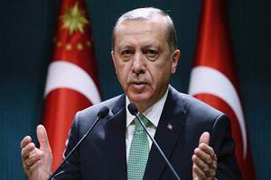 Tổng thống Erdogan: Không có tương lai cho ông Assad tại Syria