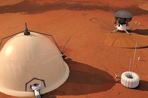 Kế hoạch định cư trên sao Hỏa gây hào hứng đặc biệt