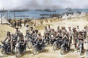 Thế chiến thứ 1 sống động qua những bức ảnh màu của Royston Leonard