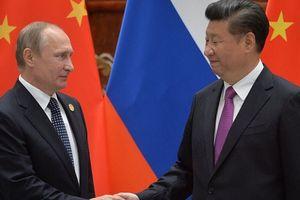 Nga sẽ tăng thương mại song phương với Trung Quốc lên 200 tỉ USD