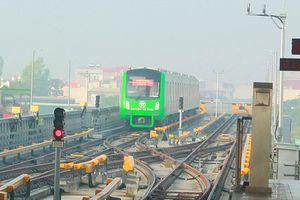 Giá vé dự kiến tàu điện Cát Linh- Hà Đông sẽ cao hơn xe buýt gần 40%