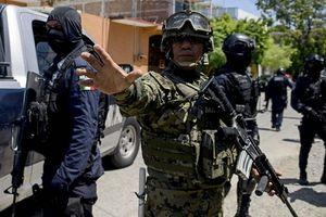 Lý giải việc Mexico muốn 'thay máu' toàn bộ cảnh sát thành phố Acapulco