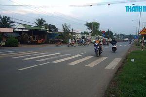 Hai xe máy va chạm thảm khốc, hai người chết