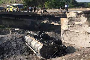 Cao tốc Nội Bài - Lào Cai thông tuyến trở lại sau sự cố nổ xe bồn