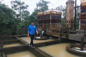 Hàng loạt dự án nước sạch chậm tiến độ