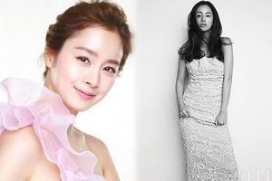 Kim Tae Hee muốn từ bỏ hình ảnh 'ngọc nữ xinh đẹp'
