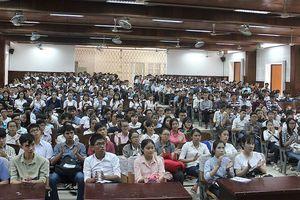Hàng loạt sinh viên ĐH Nông lâm TPHCM bị kỷ luật