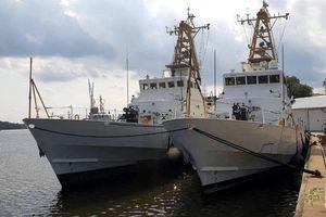 Mỹ tặng 2 tàu chiến ưu tú nhất cho Ukraine