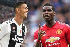 Chỉ bị cấm 1 trận, Ronaldo sung sướng hẹn đấu MU