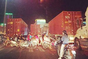 Đà Nẵng: Tăng thời gian cấm xe container lưu thông trên đường Ngô Quyền
