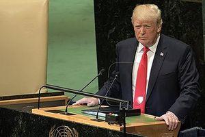 Tin thế giới 27/9: TT Trump 'gây bão' ở Liên Hợp Quốc nhưng vẫn 'tránh' Nga
