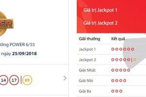 Xổ số Vietlott giải Jackpot: Tiết lộ điểm phát hành vé trúng thưởng trị giá hơn 3,8 tỷ đồng