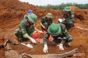Cựu binh thành cổ Quảng Trị cung cấp nhiều thông tin hài cốt liệt sĩ người Nghệ An