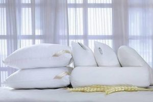 Đánh bật vết ố vàng trên ruột gối chỉ với 6 bước giặt đơn giản