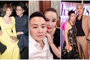 Ngoài Hoa hậu Thu Hoài, 2 người đẹp qua 1 đời chồng này cũng bạo dạn yêu trai trẻ kém chục tuổi, nhưng chẳng phải ai cũng viên mãn
