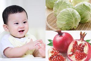 Mùa thu đến, cho con ăn 5 loại thực phẩm này thì mẹ chẳng lo gì con bị tiêu chảy, rối loạn tiêu hóa