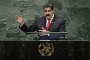 TT Venezuela Maduro 'phản pháo' TT Trump tại diễn dàn Liên Hợp Quốc