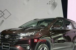 Soi chi tiết xe 7 chỗ Toyota Rush giá 668 triệu vừa ra mắt khách Việt