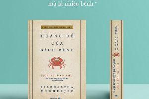 Ra mắt sách viết về lịch sử bệnh ung thư
