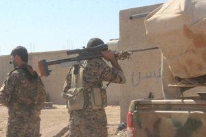 Sập bẫy phục kích, 5 tay súng thánh chiến Syria bị người Kurd đoạt mạng