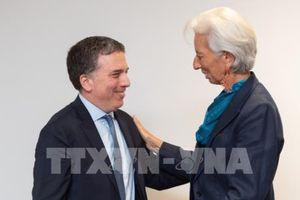 IMF đồng ý nâng gói hỗ trợ tài chính cho Argentina lên 57 tỷ USD