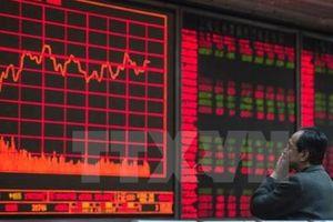 Chứng khoán châu Á hầu hết mất điểm sau sau khi Fed nâng lãi suất