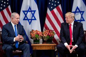 Thủ tướng Israel ca ngợi sự ủng hộ của Tổng thống Mỹ