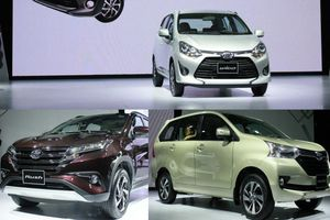 Toyota Wigo, Avanza, Rush vừa ra mắt: Xe nào tiết kiệm nhiên liệu nhất?