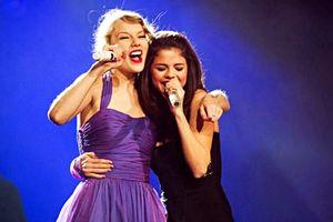 Selena Gomez và Taylor Swift: tình bạn 10 năm khiến ai nấy cũng phải ghen tị!