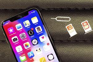 Tính năng 2 SIM trên iPhone Xs, Xs Max bị chê lạc hậu và có nhiều bất tiện