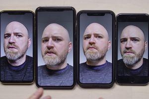 Ảnh selfie trên iPhone Xs và Xs Max sẽ tự động làm mịn da dù bạn có muốn hay không