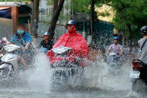 Dự báo thời tiết ngày 28/9/2018: Hà Nội đề phòng mưa dông lớn