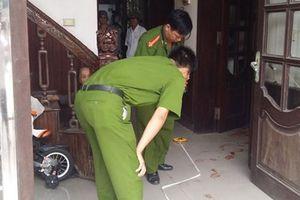 Vụ vợ gục chết trong nhà vệ sinh: Rùng mình gã chồng dùng chày và dao giết vợ