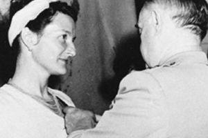 Nữ điệp viên một chân huyền thoại khiến phát xít Đức khiếp sợ