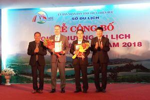 Thừa Thiên Huế: Trao giải thưởng Du lịch cho 12 doanh nghiệp tiêu biểu