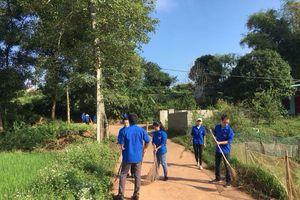 Tuổi trẻ Lạng Sơn hưởng ứng chiến dịch làm cho thế giới sạch hơn