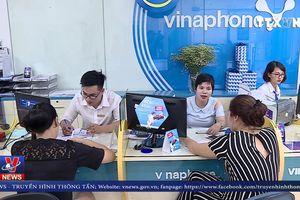 VinaPhone hoàn thành đổi sim 11 số