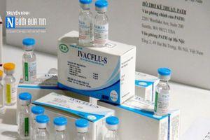 Sản xuất thành công vắc xin cúm mùa và cúm A/H5N1 'made in Việt Nam'
