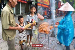 Chuyện tử tế: Tủ bánh mì miễn phí giữa lòng Thủ đô