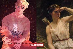3 giai thoại về chuyện tình LGBT nổi tiếng trong thần thoại Hy Lạp
