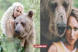 Bị chê cười ăn bám, chú gấu quyết tâm 'bán thân' làm người mẫu kiếm tiền khẳng định mình
