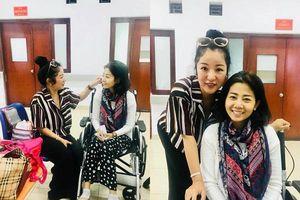 Thúy Nga tiết lộ Mai Phương đã trở lại bệnh viện chạy thuốc: 'Nhìn em mong manh, yếu ớt lắm'