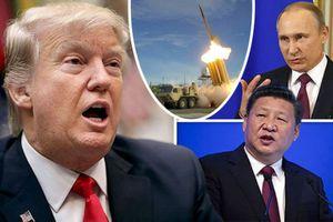 Mỹ rút hàng loạt tên lửa khỏi Trung Đông, dồn sức đối phó Nga-Trung Quốc