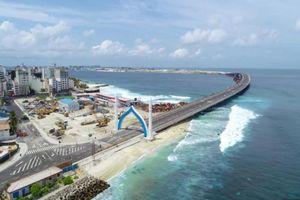 Trung - Ấn chạy đua ảnh hưởng tại thiên đường du lịch Maldives